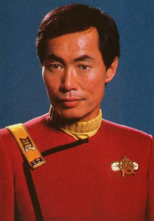 Star Trek Sulu